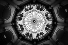 Tate Britain (grahamhutton) Tags: london tate sony fisheye rotunda 8mm pimlico tatebritain millbank samyang a6000 samyang8mmfisheye