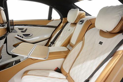 Brabus 850 S63 AMG