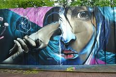 Graffiti mural by GOMADGRAFF!X (Ben den Hartog) Tags: street streetart holland art netherlands graffiti mural nederland murals eindhoven arena step graffitiartist sita graffitiart muurschildering berenkuil straatkunst stepinthearena graffitimural sita2016 gomadgraffx