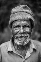 Bidi please (karan.salunkhe) Tags: travel portrait blackandwhite india monochrome village tribal alibag