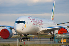 Ethiopian Airlines Airbus A350-941 cn 040 F-WZGM // ET-ATQ (Clment Alloing - CAphotography) Tags: cn airbus airlines ethiopian 040 a350941 etatq fwzgm