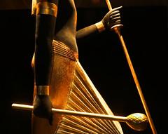 percussionist (obsidiana10) Tags: art sony exhibition a77 egyptianart