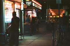Untitled (Daniel Scarnecchia) Tags: 50mm nikon danielscarnecchia people massachusetts 2016 film harvardsquare f3 800t cinestill streetphotography cambridgema believeinfilm unitedstates harvard f14 filmisnotdead cambridge cinestill800t ma usa harvarduniversity