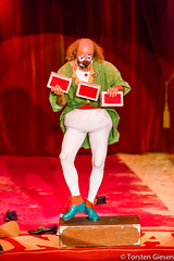 Circus_Roncalli_Clown_Anatoli_19062016_6 (giesen.torsten) Tags: nikon circus dsseldorf cirque anatoli roncalli zirkus circusroncalli nikond810 bernhardpaul circusroncallishow2016 clownanatoli