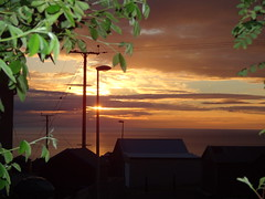 Sunset 2 (Saf37y) Tags: sunset sea silhouette clouds coast scotland seashore gardenstown gamriebay