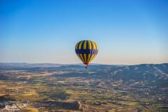 Adventure | Cappadocia, Turkey (bucketpong) Tags: sky hot zeiss turkey landscape sony air balloon adventure cappadocia goreme a7ii