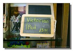 Sudbury Hall & Childhood Museum (KillamarshianUK) Tags: wood history apple childhood museum toys hall chalk nikon funny joke satire national mus trust sudbury slate blackboard ipad nationa d5300