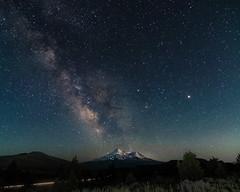 Milky Way over Mt. Whitney