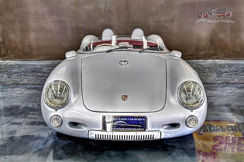 1953 Porsche 550 Spyder, Gosford Classic Car Museum, 3 Stockyard Place, West Gosford