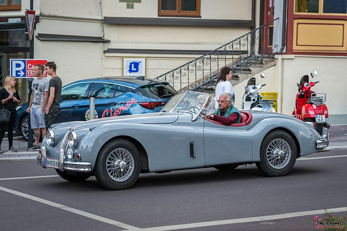 18. International Sport car festival 2016 in Velden am Wörthersee