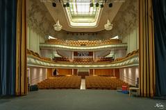 Théâtre K (leKorbo.be) Tags: show radio scene behind théâtre