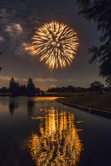 DSC_3992 (fellajr) Tags: family water night golf fun evening fireworks 4th july course hazzard deerpark 2016