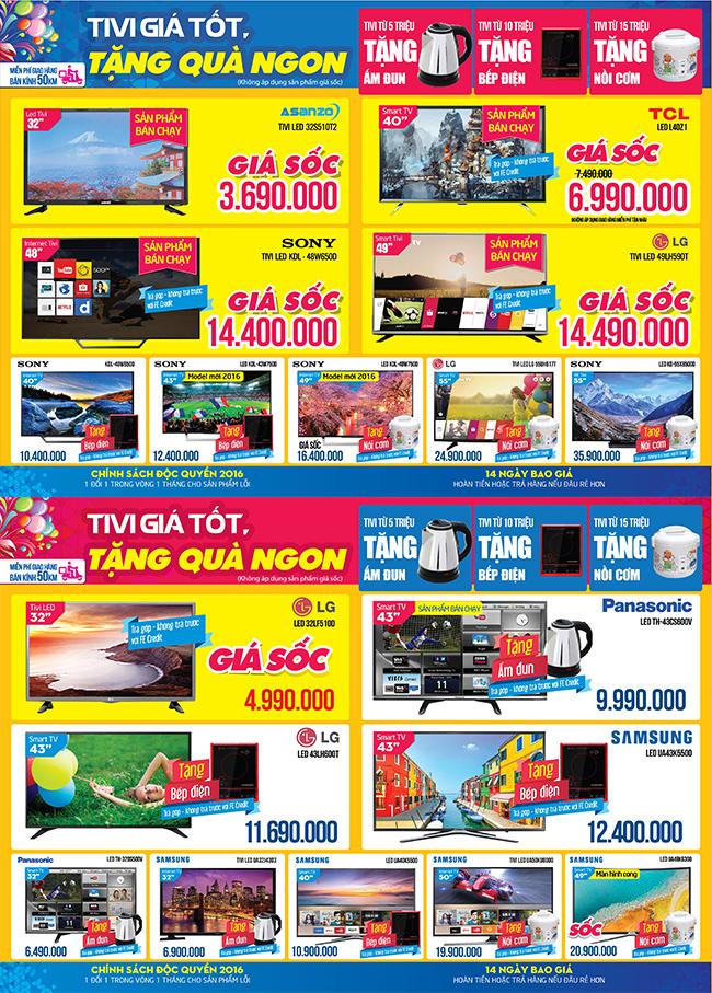 Khai trương siêu thị Điện máy XANH Trần Hưng Đạo, Huế