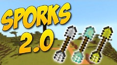 Sporks 2 Mod (Teen Thng Tn) Tags: game 3d minecraft
