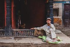 Smoking (Daniele Zanni) Tags: travel nepal google flickr smoking facebook nepali 500px x100s