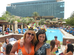 Cinco de Birthdayo (vegasstek) Tags: las vegas party pool de m cinco mayo mresort daydreampool