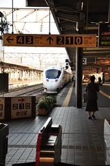 """885 series """"Kamome"""" @Nagasaki Station, 885,  (hyas_private) Tags: station japan train jr   nagasaki 885  kamome limitedexpress    jrkyushu jr 885 885series"""