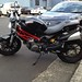 Ducati Monster (796 I think)