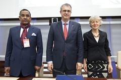 12041g124 (FAO News) Tags: italy rome europe forestry nutrition gabon faoheadquarters foodsecuritypressconference