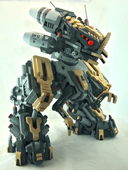 MATILDA Sentient Mech Queen (zane_houston) Tags: giant big lego queen matilda huge mecha mech