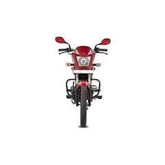 Hero Motocorp Splendor Nxg Self Spoke ( front-view ) (girnar1) Tags: bike self spoke hero frontview splendor nxg motocorp