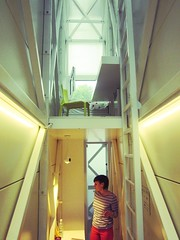 Narrowest house in the world (fagion) Tags: architecture warsaw narrowhouse etgarkeret kerethouse narrowesthouseintheworld domkereta