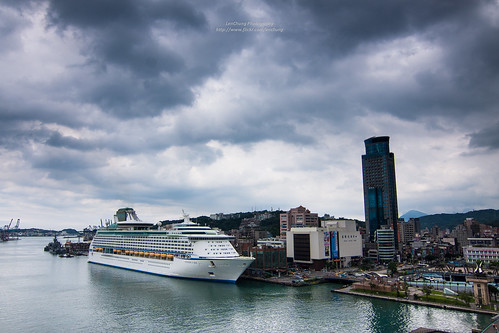 Voyager of the Seas。Keelung Port。海洋旅行者號。基隆港 _IMG_7091
