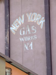 New York Gas Works N.1 - facciata del Teatro 5 (Tuscan) Tags: costumes cinema rome roma set movie studio may series hbo fellini maggio scorsese villaborghese dicaprio cinecitt studi gangsofnewyork scenografie cinematografici
