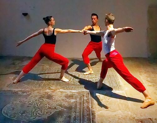 Dance walk