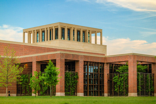 The George W. Bush Presidential Center at SMU