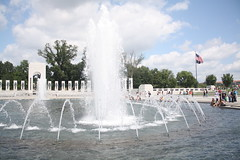 World War II Memorial (MrsSparkyC) Tags: world travel washingtondc dc memorial war ii