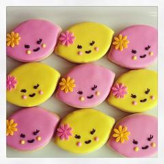 lemon cookies (sugarlily cookie) Tags: lemon cookie lemonade