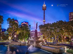 Archibald Fountain, Sydney