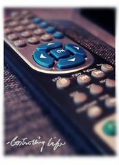 - Controlling life (Talha Saad) Tags: life tv media control remote