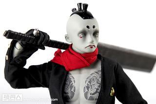 【360 度模式】黑章 LighBLACK X JP TOYS 限定 開箱報告