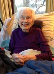 Mary Ellen Rudin, Madison 2013 (ali eminov) Tags: maryellen women mathematicians topologists madison