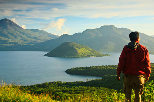 View to Kepa Island, Larantuka, Flores
