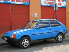 ZAZ Tavria 1102 1991 (RL GNZLZ) Tags: lada vaz 1102 tavria russiancars заз zaporizhia sovietcars avtozaz zaztavria