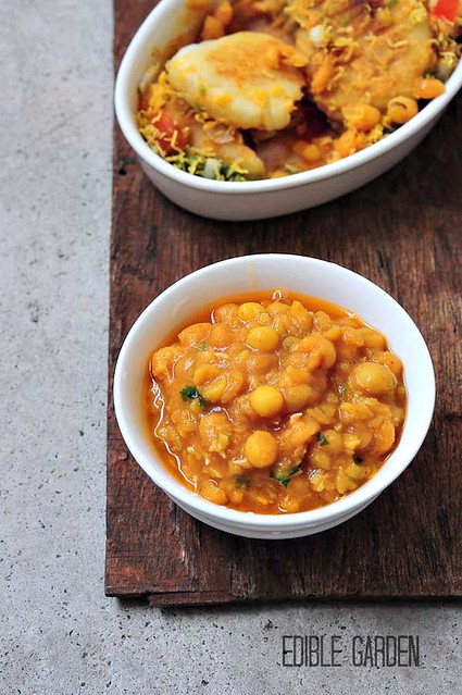ragda recipe, how to make ragda for ragda patties-2
