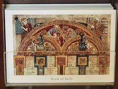 The Books of Kells(켈스의 책) (ott1004) Tags: trinitycollage thebookofkells 켈즈사본寫本 hibernosaxon어그림책dublin thebooksofkells켈스의책ireland 콜로네이드전시실트리니티칼리지도서관