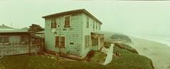 Pt Reyes house (Amanda Tomlin) Tags: widelux ptreyes