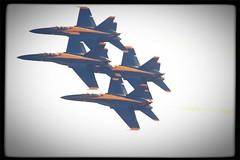 Blue Angels (El Busta) Tags: blue florida navy angels fl pensacola