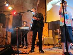 IMG_4354 (NYC Guitar School) Tags: nyc guitar school performance rock teen kids music 81513 summer camp engelman hall baruch gothamist plasticarmygirl samoajodha samoa jodha