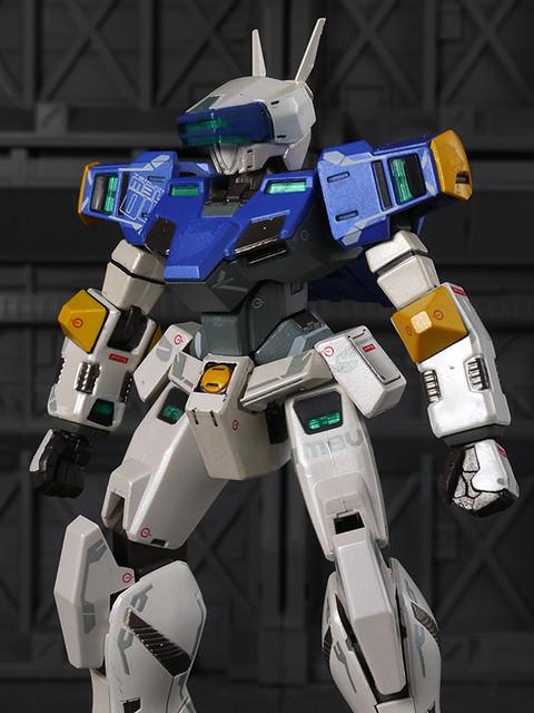 電脳戦機バーチャロン「テムジン」