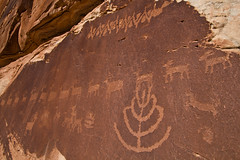 I can't help but notice how much this looks like a minora (pixie1339) Tags: utah moab hiddenvalley rockart