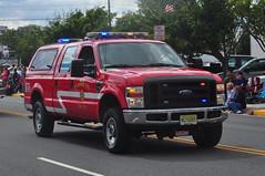 West Atlantic City Volunteer Fire Company Chief 1558 (Triborough) Tags: ford newjersey chief nj firetruck fireengine wildwood f250 capemaycounty superduty fseries chiefscar chief1558 wacfc westatlanticcityvolunteerfirecompany