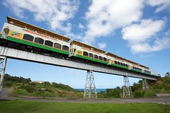 St.Kitts Scenic Railway: Le dernier chemin de fer des Antilles / Last Railway in the West Indies (I Love St.Kitts & Nevis) Tags: bridge christchurch west bus saint st last train de scenery tour explorer country transport sightseeing scenic culture railway experience plantation promenade caribbean monde visitor chemin paradis excursion visite fer sucre antilles discover canne indies dernier unspoiled kitts caraibes escale basseterre sightseing embarquer undiscover visiteursugar nevisvisit