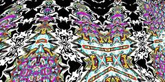 Oct 9 (joybidge) Tags: canada art colourful ornate exciting kaleidoscopic detailed alteredimage fractallike veganartist naturepatternscanada philscomputerart magicalgeometry