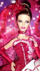 2011 Moulin Rouge Barbie (4) (Paul BarbieTemptation) Tags: moulin rouge gold label barbie 2011