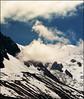 Alpine zebra (Katarina 2353) Tags: travel winter vacation sky white snow france mountains alps nature clouds landscape photography nikon paisaje range mont blanc montblanc katarinastefanovic katarina2353